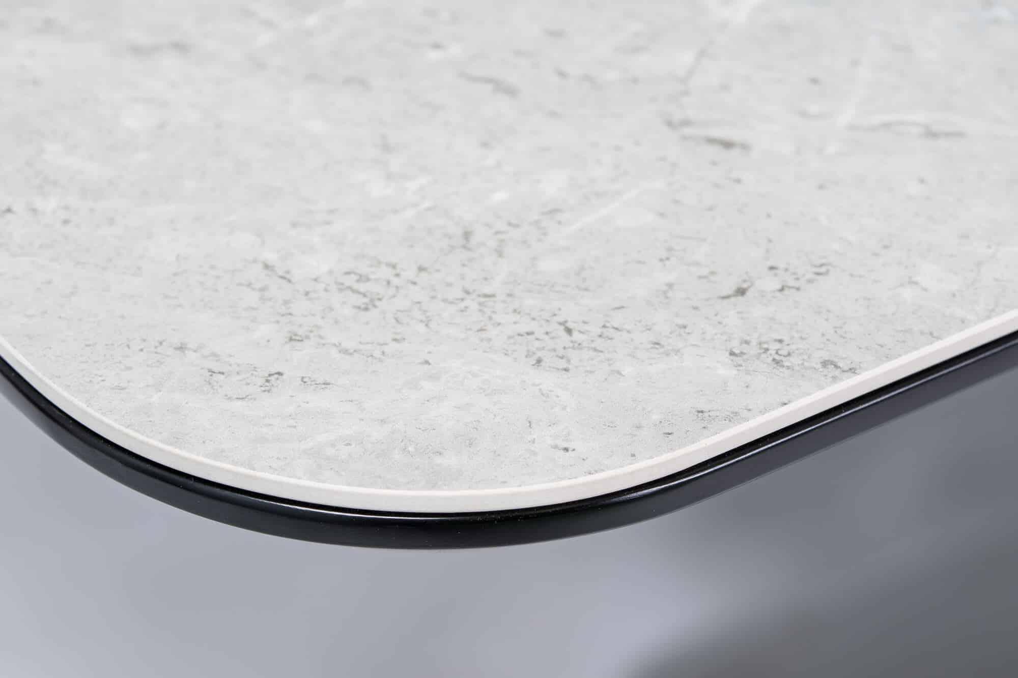 Masă Pallas Ceramic - MDF și marmură