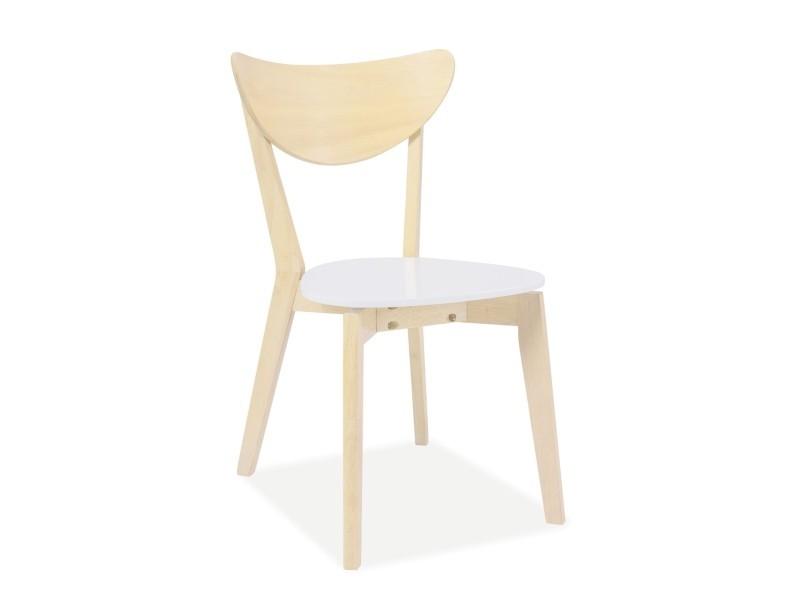 Scaun din lemn si MDF CD-19