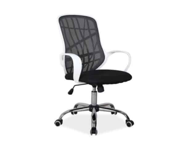 Scaun rotativ birou Dexter negru