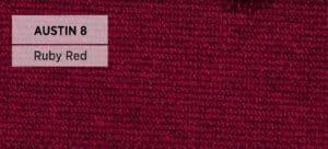 AUSTIN 8 Ruby Red