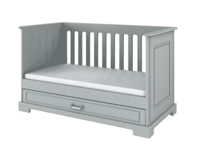 Patut cu sertar pentru copii Ines Grey