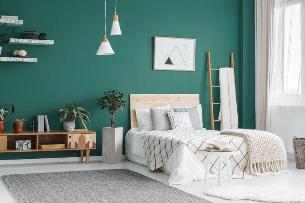 Dormitorul – mic, dar cochet. Idei de amenajare 1