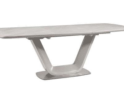 Masa extensibila Armani Ceramic Gri L160-220 x l90 x h76