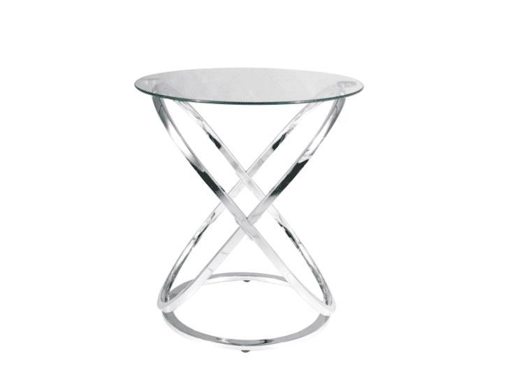 Masa de cafea Eos C Crom D52 x h56 cm