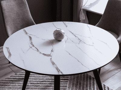 Masa rotunda Ideal D100 x H75 cm