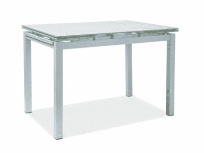 Masa extensibila Turin alb L110-170 x l70 x h76 cm
