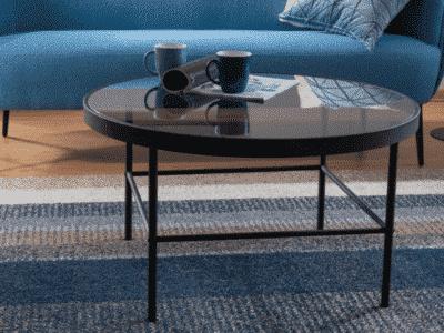 Masa de cafea Vanessa D80 x h45 cm