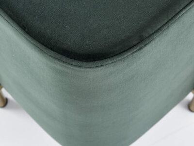 Taburet tapitat Corno Verde