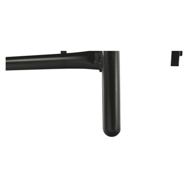 Sezlong ATREO negru/gri 4