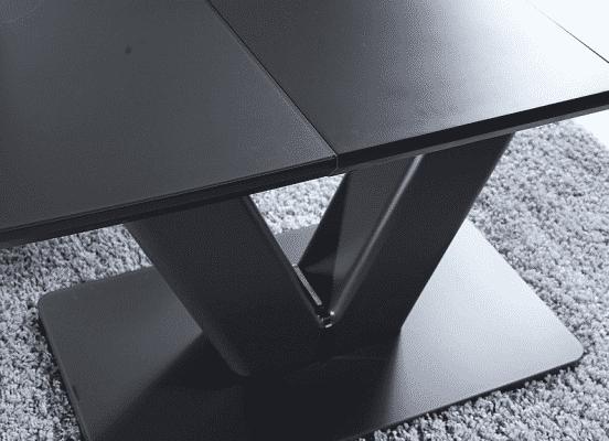 Masa Extensibila Montblanc Gri Mat L160-200 x l90 x h75