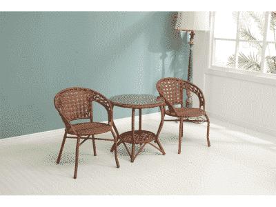 Set masa JARUB + 2 scaune