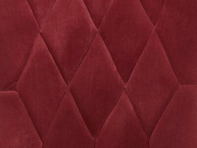 Scaun K366 Velvet Rosu