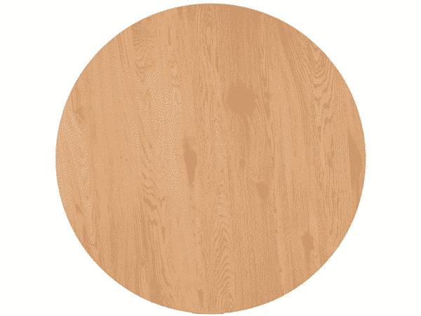 Masa rotunda fixa Tetis D100 x h76 cm