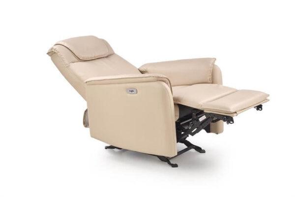 Fotoliu recliner tapitat Paradise H103 cm