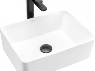 Lavoar Anita Mini alb ceramica sanitara – 48 cm