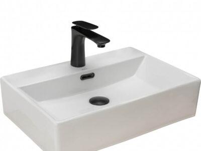 Lavoar Bonita Alb ceramica sanitara – 51 cm