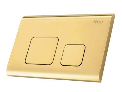 Clapeta/Buton de actionare F Light Gold