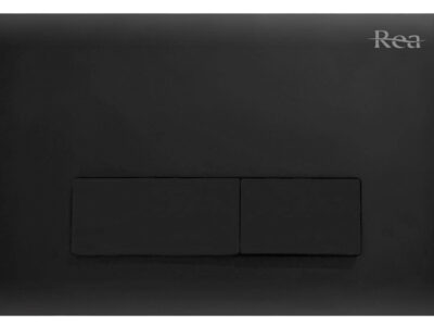 Clapeta/Buton de actionare H Black mat
