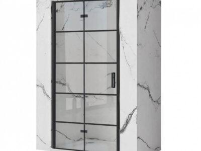 Usa pentru dus Molier sticla securizata pliabila – 90×190 cm
