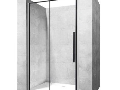 Usa pentru dus Solar sticla securizata – 140×195 cm
